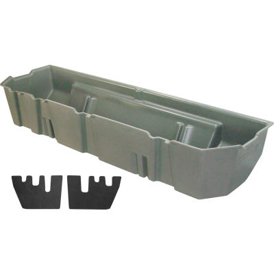 DU-HA 06-09 Honda Ridgeline - Underseat Storage / Gun Case - Olive