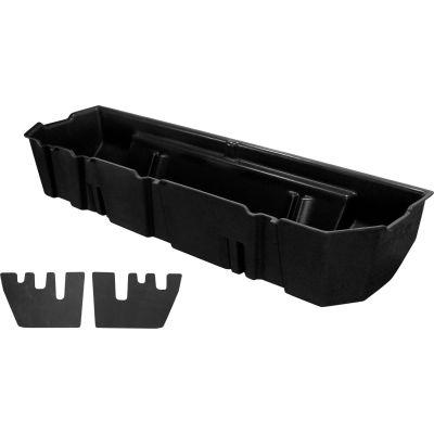DU-HA 06-15 Honda Ridgeline - Underseat Storage / Gun Case - Black