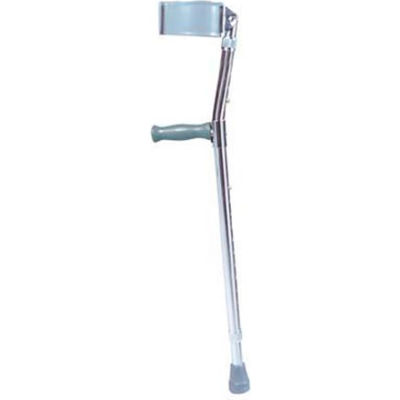 Lightweight Walking Forearm Crutches, Tall Adult