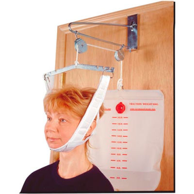 Drive Medical Over -The-Door Cervical Traction Set