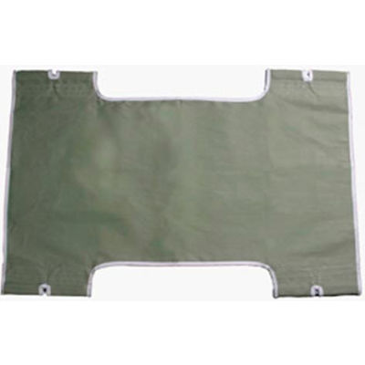 """Drive Medical 13012 Patient Lift Sling, Solid, Canvas, 39"""" x 25"""""""