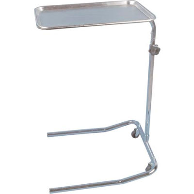 Drive Medical 13035 Single Post Mayo Instrument Stand