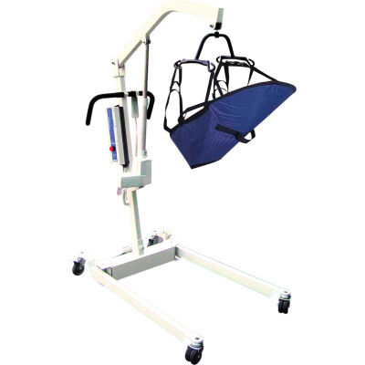 Drive Medical 13244 Bariatric Battery-Powered Lift with 4-Point Cradle