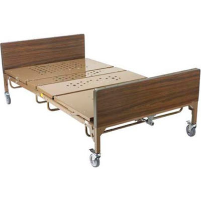 """Heavy Duty Bariatric Hospital Bed Package, 48"""""""