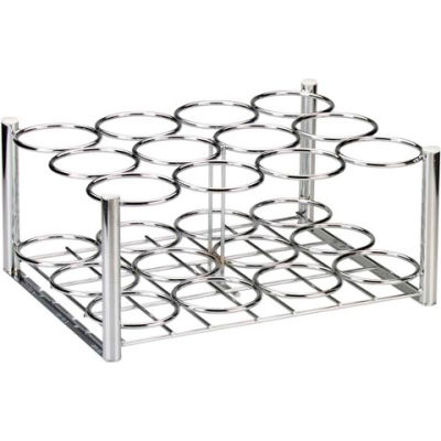 Drive Medical 18112 Deluxe Oxygen Cylinder Rack, For Use with 12 D or E Cylinders