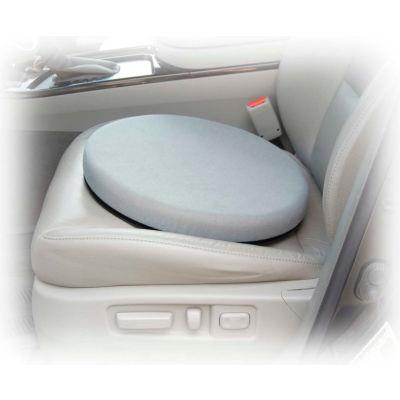 "Drive Medical Padded Swivel Seat Cushion, 15-5/8"" Diameter, 300 lb. Capacity"