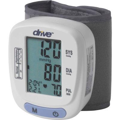 Drive Medical BP2116 Automatic Blood Pressure Monitor, Wrist Model