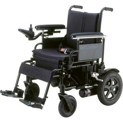 "Drive Medical CPN20FBA Cirrus Plus EC Folding Power Wheelchair, 20"" Sling Seat"