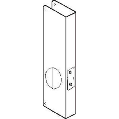 Don Jo 14-CW-S Wrap Around For Simplex 1000 Series&Alarm Lk DL2500, 2700/T2&3000 Series, SS
