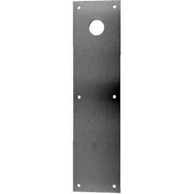 "Don Jo CFK71-613 Push Plate W/ 2-1/8""Holes, 4""x16"", Oil Rubbed Bronze"