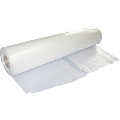 Dr. Shrink DS-327100C Shrink Wrap 32'W x 100'L, 7 Mil, Clear, 1 Roll