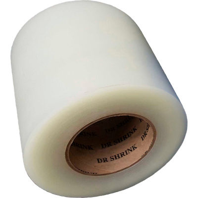 "Dr. Shrink Preservation Tape 4""W x 108'L 10 Mil Clear - Pkg Qty 12"