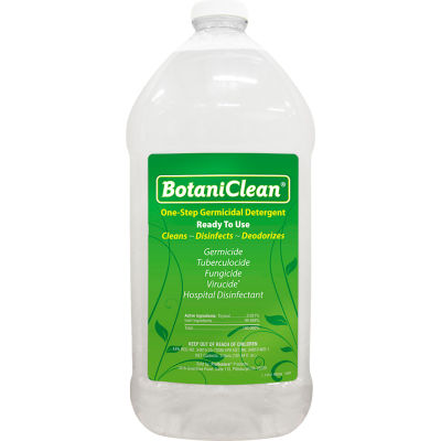Botaniclean Germicidal Disinfectant Cleaner 224006000 - 3 Litter - Case of 4