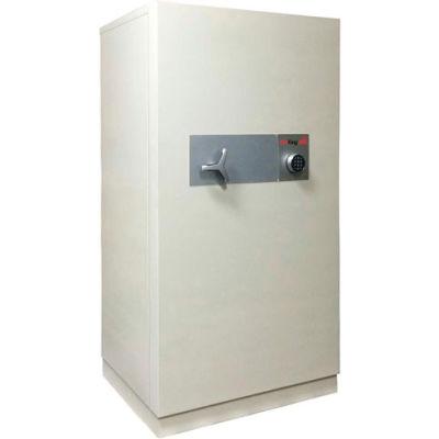 FireKing® Data Safe DS6431-2LG, 2-Hour Fire/Impact Rating 40-7/8 x 32-3/16 x 76-13/16 Lt Gray