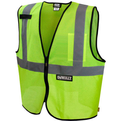 DeWalt® DSV220-L ANSI Class 2 Economy Mesh Vest L