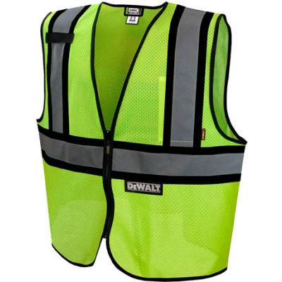 DeWalt® DSV221-2X ANSI Class 2 Two Tone Mesh Vest 2XL