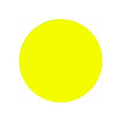 """Bright Yellow Discs 1-1/2"""" Dia."""