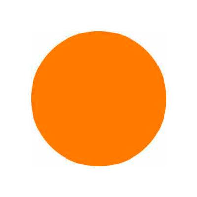 """Fluorescent Orange Discs 1-1/2"""" Dia."""