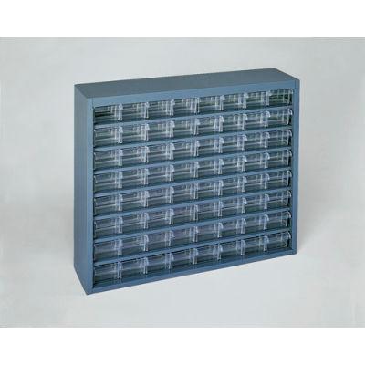 Durham Plastic Drawer Cabinet 317-95 - 64 Drawers