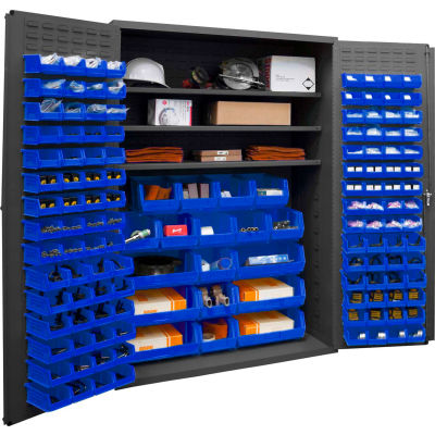 Bins, Totes & Containers | Bins-Cabinets | Durham Storage ...