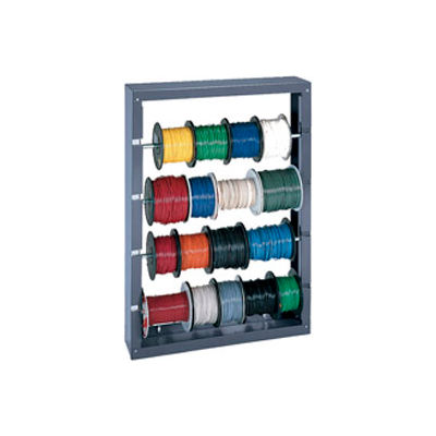 Durham 368-95 Wire Spool Rack, 4 Rod