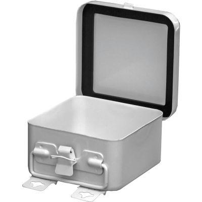 First Aid Box Metal - 4-1/2x2-3/8x4-1/2 - Pkg Qty 36