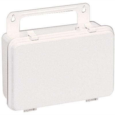 First Aid Box Polystyrene - 9-3/16x2-3/4x6-1/2 - Pkg Qty 18