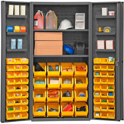 Bins Totes Amp Containers Bins Cabinets Bin Cabinet