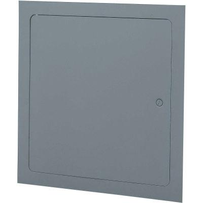 Elmdor Drywall Door Prime Coat with Screwdriver Latch, 16 ga