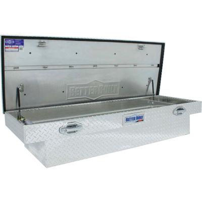 "Better Built SEC Aluminum 72"" Crossover Truck Box, Single Lid Wide - 79011066"