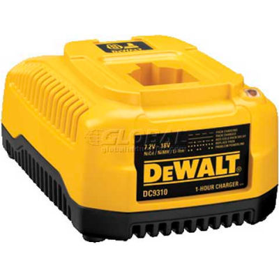 DeWALT® NiCd/NiMH/Li-Ion Fast Charger, DC9310, 1 Hr or Less Charge Time