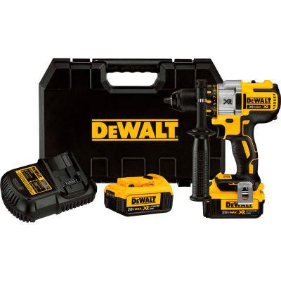 DeWALT DCD991P2 20V MAX XR Li-Ion Brushless Premium 3-Speed Drill Kit (4.0 AH)