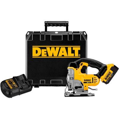 DeWALT® DCS331M1 20V MAX Jigsaw Kit (4.0 AH)