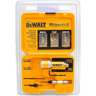 DeWALT® Quick Change Drill/Drive Set, DW2730, 8 Pieces
