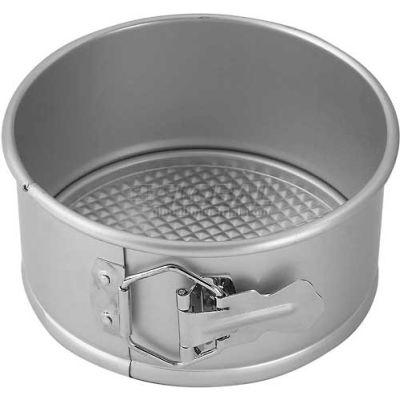 "Winco AASP-063 Springform Pan, 6"" Diameter, Anodized Aluminum"