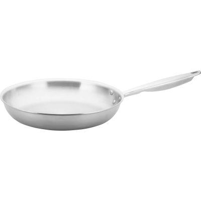 """Winco TGFP-12 Tri-Gen™ Fry Pan 12"""" - Pkg Qty 6"""