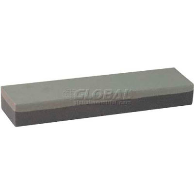 Winco SS-821 Combination Sharpening Stone - Pkg Qty 5