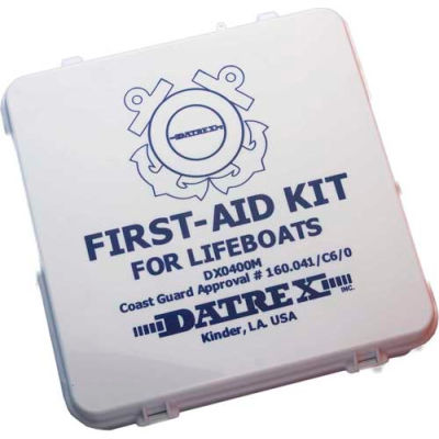Datrex Lifeboat First Aid Kit, 1/Case - DX0400M
