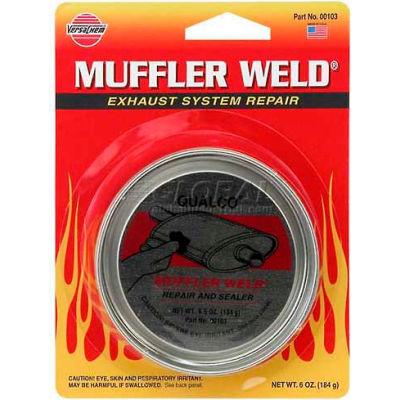 VersaChem® Muffler Weld® Repair & Sealer, 10103, 6.5 Oz.
