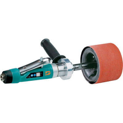 Dynabrade 13505 Dynastraight Finishing Tool, 1HP, Straight-Line, 3,400 RPM, Rear Exhaust