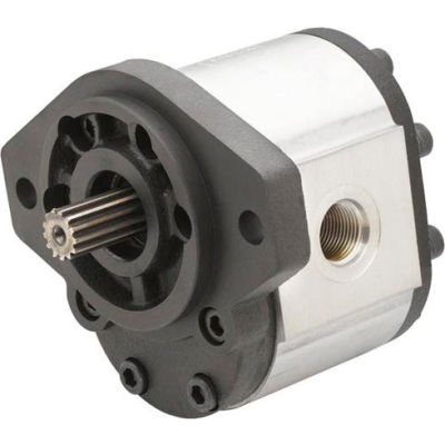 Dynamic Hydraulic Gear Pump 0.97 cu.in/rev, 3/4 Dia. Straight Shaft, 8.57 GPM at MAX 3600 RPM