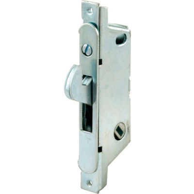 Prime-Line® Sliding Door Mortise Lock, Round Face, E 2121