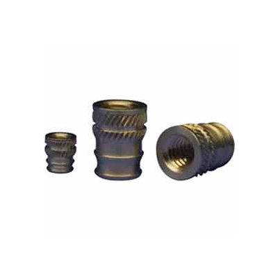 1/4-28 Tapered Ultrasonic Insert - Double Vane - Dv-428-Th - Pkg Qty 50