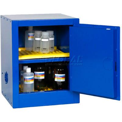 Eagle Acid & Corrosive Cabinet with Manual Close - 4 Gallon