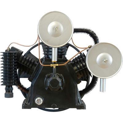 EMAX APP3Y1544T, Two-Stage Piston Compressor Pump, 15 HP, 3 Cylinder