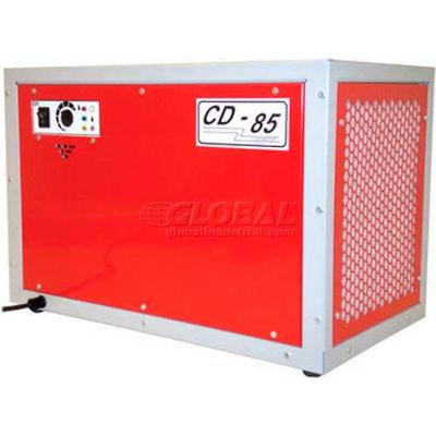 EBAC Commercial / Industrial Dehumidifier CD85, 7 Amps, 360 CFM, 56 Pints