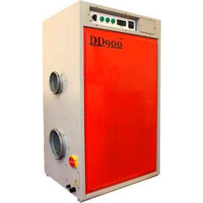 Industrial Desiccant Dehumidifier DD900 460V, 10 Amps, 7600W, 364 Pints