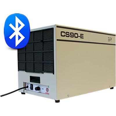 Ebac Dehumidifier Bluetooth Crawl Space 70 Pints a Day Dehumidification w/ Humidistat and Pump CS90E