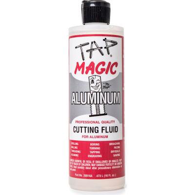 Tap Magic Aluminum Cutting Fluid - 16 oz. - Pkg of 12 - Made In USA - 20016A