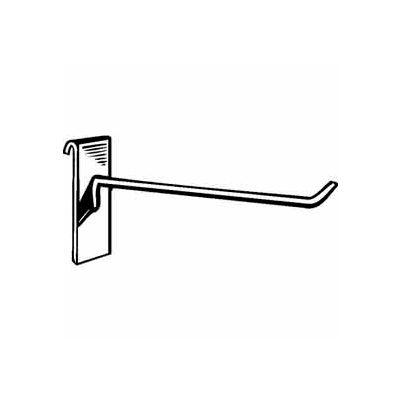 "8"" Grid Hook - Semi-Gloss Black - Pkg Qty 96"